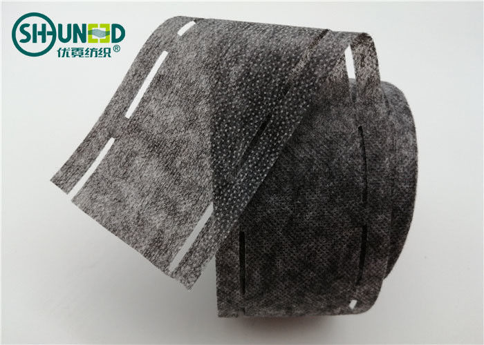 Non Woven Tapes Fusible Interfacing Fabric Good Adhesive Strength For Garment Wear