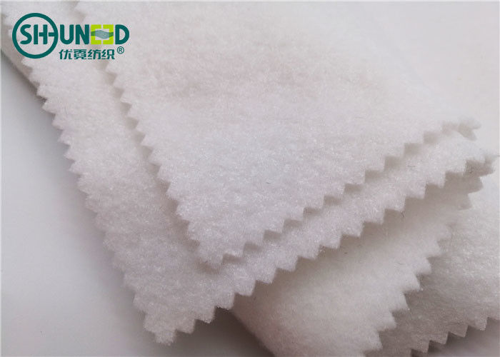 EVA Coating Needle Punched Non Woven Fabric 180gsm Bonding For Garment Suit